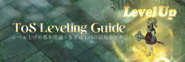 tos-leveling-guide