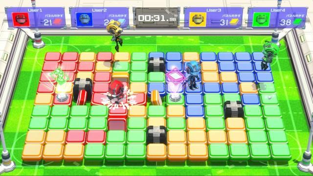 任天堂スイッチソフト「めく~る(仮称)」