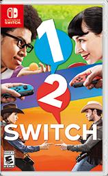 任天堂スイッチソフト「 1-2-Switch 」