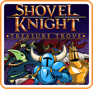 任天堂スイッチソフト「 Shovel Knight: Treasure Trove 」