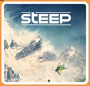 任天堂スイッチソフト「 Steep 」