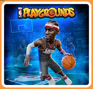 任天堂スイッチソフト「 NBA Playgrounds 」