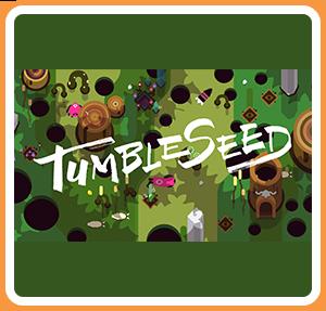 任天堂スイッチソフト「 TumbleSeed 」