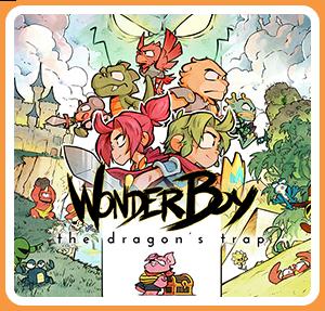 任天堂スイッチソフト「 Wonder Boy: The Dragon's Trap 」