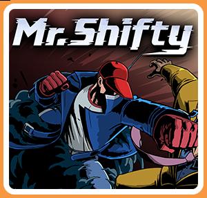 任天堂スイッチソフト「 Mr. Shifty 」