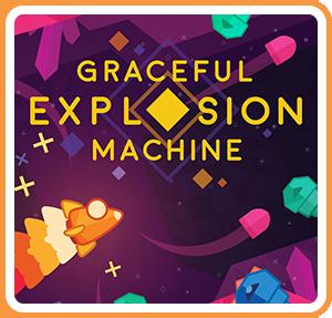 任天堂スイッチソフト「 Graceful Explosion Machine 」