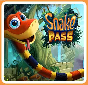 任天堂スイッチソフト「 Snake Pass 」