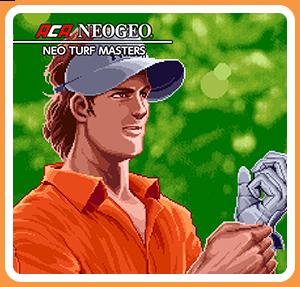 任天堂スイッチソフト「アケアカ NEOGEO  ビッグトーナメントゴルフ」