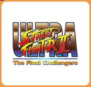 任天堂スイッチソフト「 ULTRA STREET FIGHTER II The Final Challengers 」