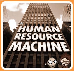 任天堂スイッチソフト「 Human Resource Machine 」