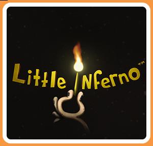 任天堂スイッチソフト「 Little Inferno 」