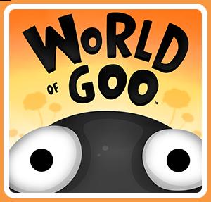 任天堂スイッチソフト「 World of Goo 」