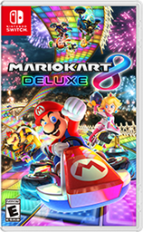任天堂スイッチソフト「マリオカート 8 /  デラックス」