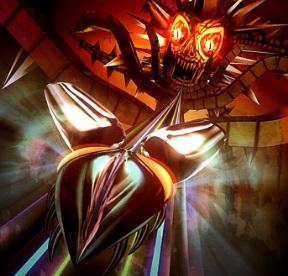 任天堂スイッチソフト「 THUMPER  リズム・バイオレンスゲーム」
