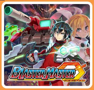 任天堂スイッチソフト「ブラスターマスター ゼロ」
