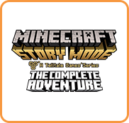 任天堂スイッチソフト「 Minecraft: Story Mode - The Complete Adventure 」