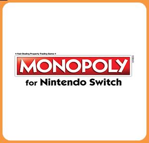 任天堂スイッチソフト「モノポリー  for Nintendo Switch 」