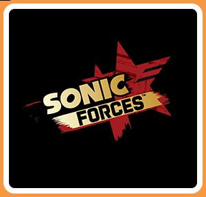 任天堂スイッチソフト「ソニックフォース」