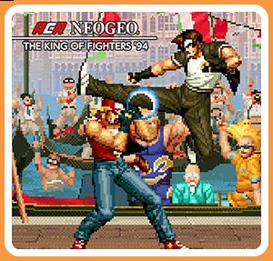 任天堂スイッチソフト「アケアカ NEOGEO  ザ・キング・オブ・ファイターズ  '94 」