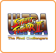 任天堂スイッチソフト「 ULTRA STREET FIGHTER II The Final Challengers 」
