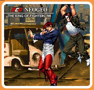 任天堂スイッチソフト「アケアカ NEOGEO  ザ・キング・オブ・ファイターズ  '98 」