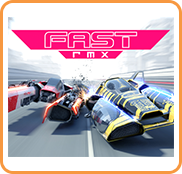 任天堂スイッチソフト「 Fast RMX 」