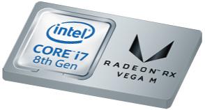 「G」シリーズ:AMD Radeon Vega内蔵