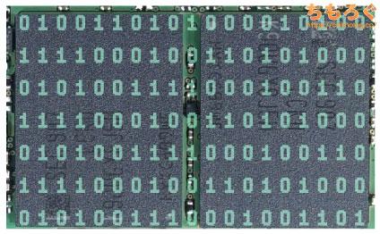 NANDフラッシュメモリは「データの貯蔵庫」
