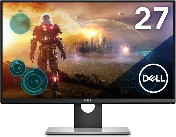 【ゲーミングモニターの解説】Dell S2716DG