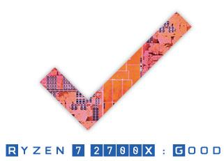 Ryzen 7 2700X」の強みと弱み:「i7 8700K」と性能比較 | ちもろぐ