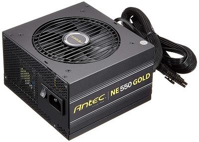 【550W】万人向けのスタンダードモデル 「Antec NeoECO Gold NE550G」
