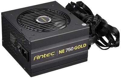 【750W】多くのゲーマーにベストな電源 「Antec NeoECO Gold NE750G」