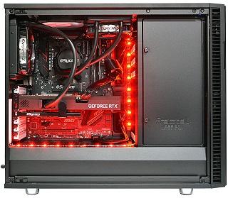 G-Master Hydro X570A(CPUもグラボも水冷化)