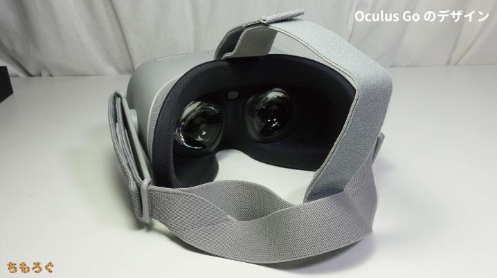 Oculus Go(レンズ)