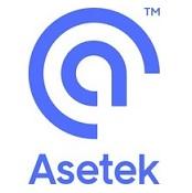 デンマーク「ASETEK」社のロゴ