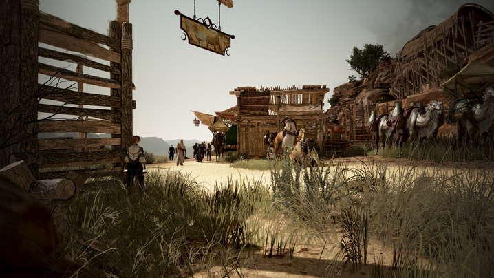 黒い砂漠のリマスタリング画質比較