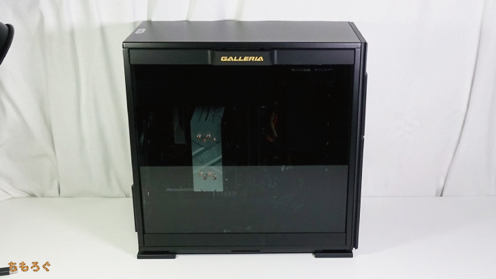 GALLERIA GAMEMASTER GMTの実機レビュー
