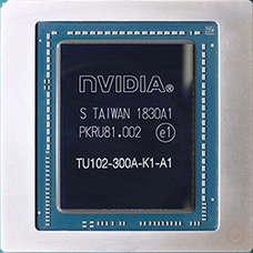 RTX 2080 Ti(ダイ画像)