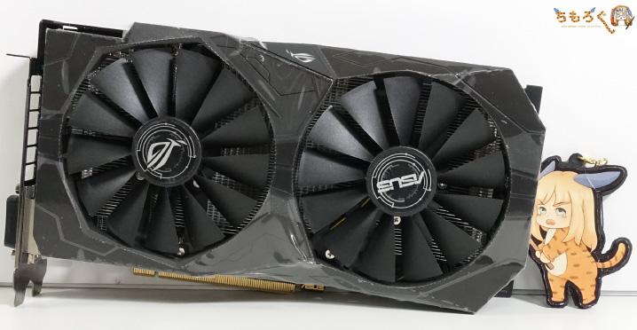 Radeon RX 570(ASUS ROG)