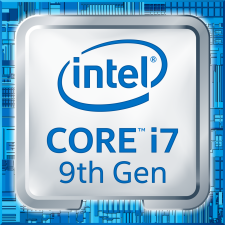 第9世代Intel Coreシリーズ:Core i7