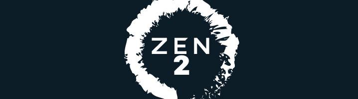 Zen 2(イメージ)