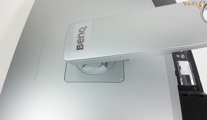 BenQ EX3200Rを組み立てる