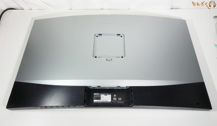 BenQ EX3200Rの入力端子