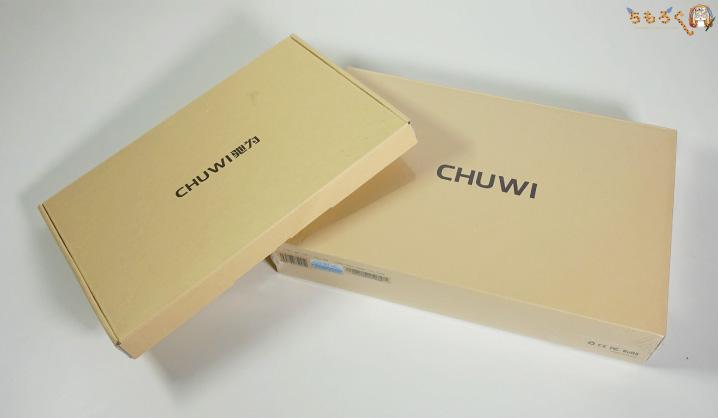 CHUWI Hi10 Airを実機レビュー