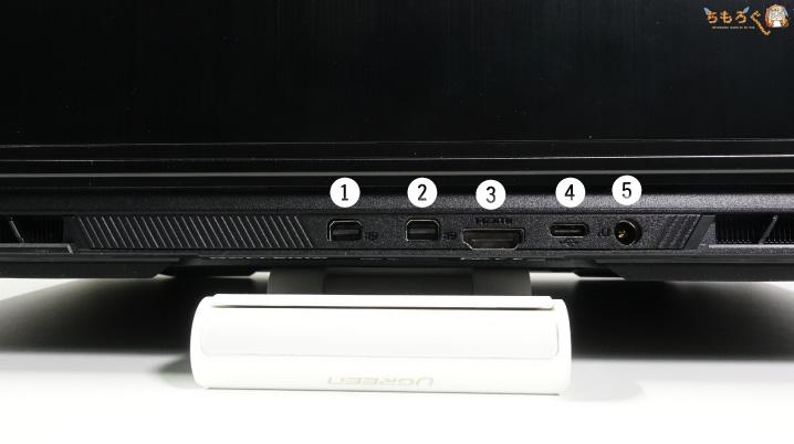 GALLERIA GCF1060GF-E(各種インターフェイス)