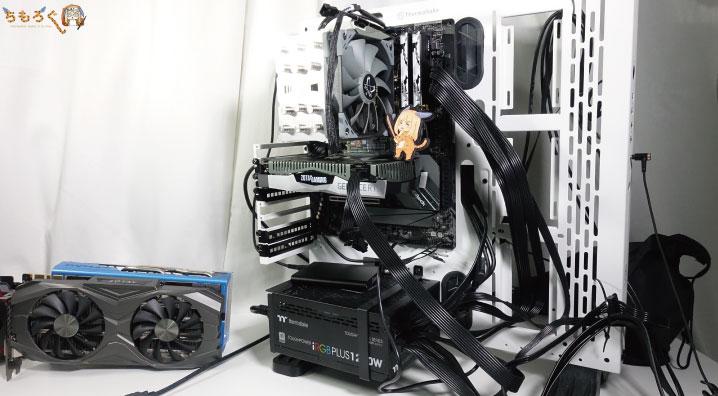 RTX 2060のテスト環境