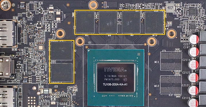 RTX 2060のVRAM