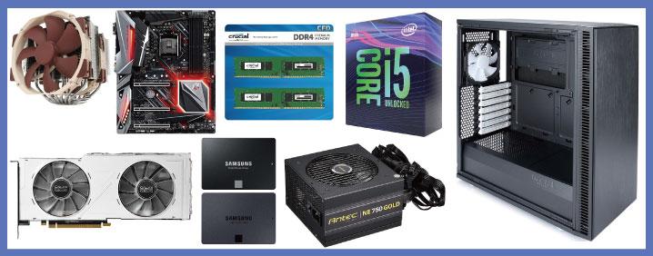 【予算20万】ゲーミングモニター向け自作PC