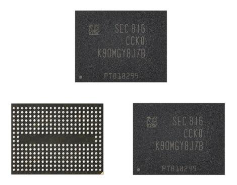 世界初のToggle DDR4搭載NAND