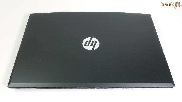 HP Pavilion Gaming 15(スタンダードモデル)の外観レビュー